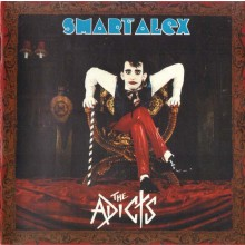 "ADICTS, THE - ""Smart Alex"" - CD incl. 8 Bonustracks"