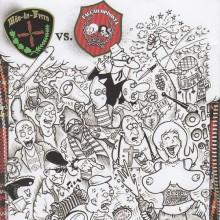 V/A Faccao Opposta Vs Mao De Ferro - split - CD (brazil version)