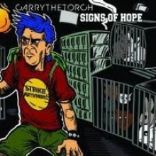 """V/A Signs Of Hope / Carry The Torch - split 7""""EP series 3#"""