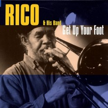 """Rico & His Band - Get Up Your Foot 12""""LP"""