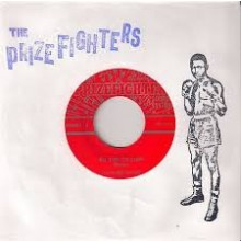 """The Prizefighters - No Use Crying / Night Breeze 7""""EP"""