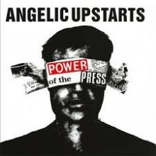 Angelic Upstarts ‎- Power Of The Press CD
