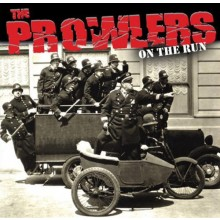 """The Prowlers - On The Run 10""""LP lim.100 black"""