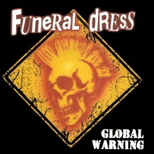Funeral Dress ‎- Global Warning CD