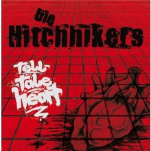 "Hitchhikers, Die - Tell-Tale Heart 10""LP lim.200 white"