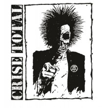 Crise Total -  s/t - CD