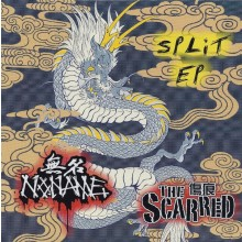 V/A Scarred US, The/The Noname CHINA - Split EP