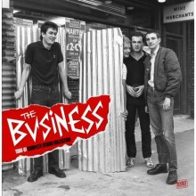 "BUSINESS, THE - 1980-81 COMPLETE STUDIO COLLECTION 12""LP"