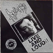 Angelic Upstarts ‎ Live And Loud!! CD