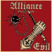 Alliance - Evil + bonus tracks CD (lim 300)