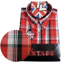 Warrior - Button Down Shirt - Cook new-S (Last Size!)