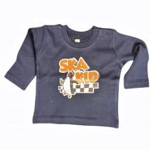 Ska Kid - Longsleeve Shirt navy blue