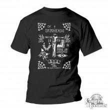 Skinheads - by Duck Plunkett - T-Shirt black