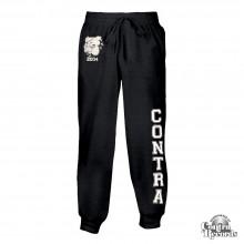 Contra - Streetwear Bulldog - Jogging Trousers (dark grey)