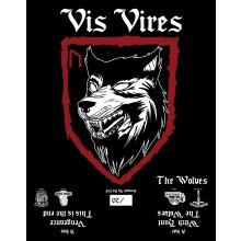 "Vis Vires - ""The Wolves"" - 7""EP lim. 20 Testpress"