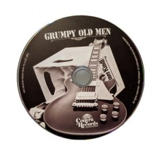 Grumpy Old Men - Pubrock CD (no tray/no insert!)