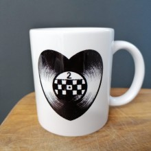 """Vinyl love affair - """"2tone"""" - Tasse/Mug"""