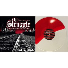 "Struggle,The - Endless 12""LP lim.250 Blood Red & White Half/Half"