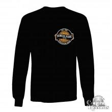 Subculture for Life - Worldwide Crew '09 - Longsleeve Shirt black
