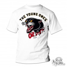 "Young Ones,The - ""Oi! With A Bite"" T-Shirt white"